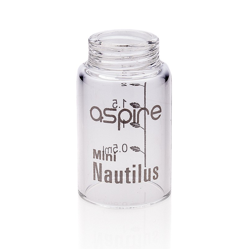 ASPIRE NAUTILUS MINI SPARE GLASS